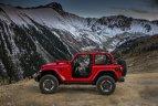 Imagini cu interiorul noului Jeep Wrangler 2018 - FOTO-VIDEO