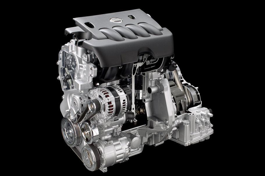 Foto: Motor Nissan  (ilustraţie)