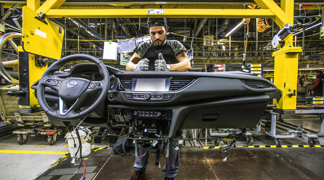 Opel a anunţat astăzi planul strategic PACE