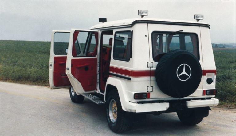 Primul Mercedes Clasa G construit de AMG