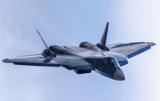 Ruşii testează avionul invizibil Su-57. Cu acesta urmează să-i bată pe americani