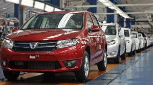 Se fac angajări la Dacia. Câte locuri vacante sunt şi ce salarii pune la bătaie compania din Mioveni
