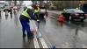 Montaj în premieră pe axul unui drum naţional (video)