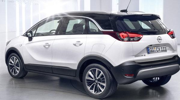 Opel Crossland X trece câteva probe importante: testele Euro NCAP - VIDEO