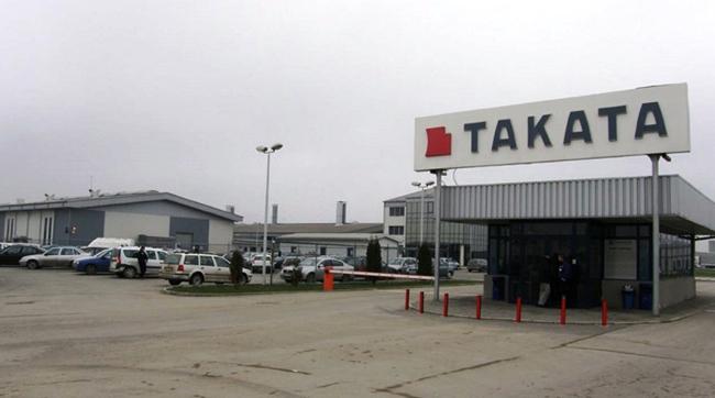 Fabricile Takata din România intra sub umbrela americanilor
