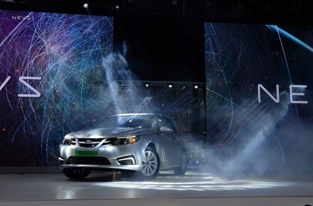 Saab revine cu modelul 9-3 2018 şi cu un alt producător în spate