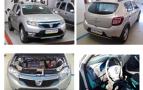 Sandero Electron, singura Dacia care se poate încărca wireless - FOTO