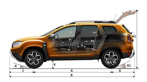 Dacia Duster va avea un frate. Cum arată viitorul SUV-urilor de la Mioveni
