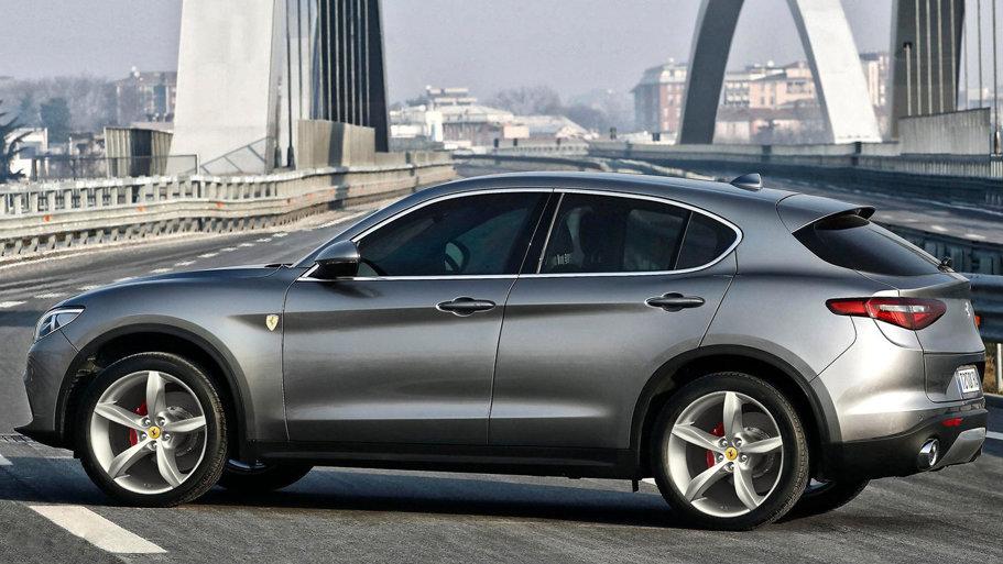 Dacă Ferrari şi McLaren ar produce SUV-uri ar arăta cam aşa