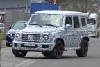 Noul SPARTAN Mercedes-Benz G-Class va fi lansat pe 15 ianuarie - VIDEO