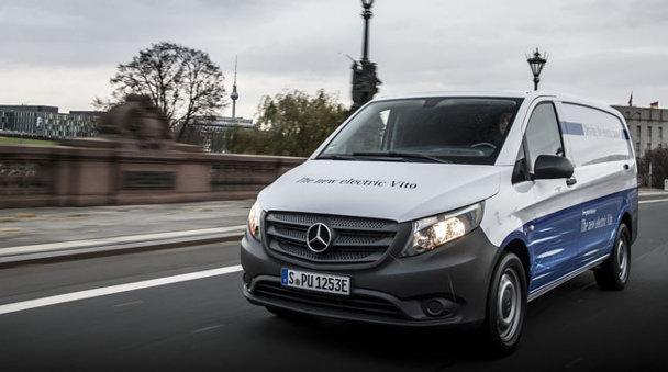 Vânzările diviziei Vans a Mercedes-Benz au crescut cu 12% în 2017, ajungând la 401.000 de autovehicule