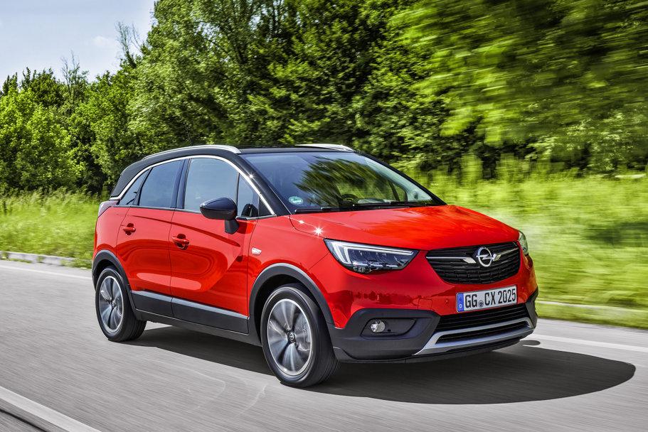 Opel Crossland X - Cel mai bun din clasa sa în 2017 - VIDEO