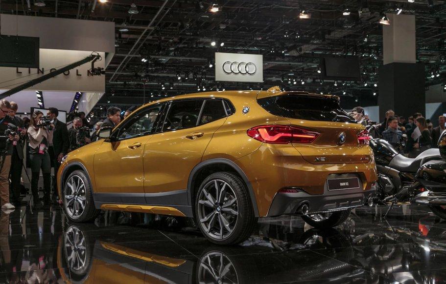 BMW a prezentat, în premieră, noul SUV X2 - VIDEO