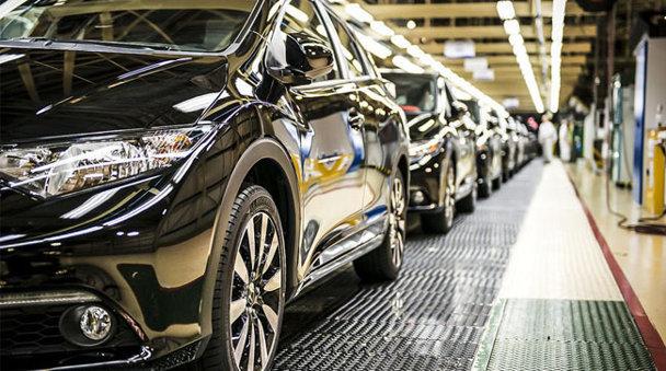 Brexit: producţia auto a Marii Britanii, în scădere