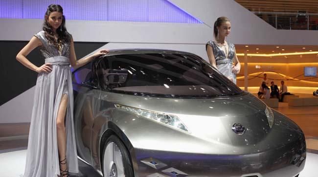 Nissan şi Dongfeng investesc masiv în maşini electrice