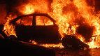 Reparaţie românească, by Dorel. A dus maşina la ITP şi s-a trezit cu ea arsă