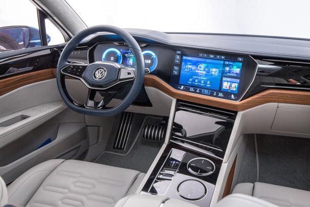 Istoria e de partea celui mai mare SUV VW. Va fi şi noua imagine?