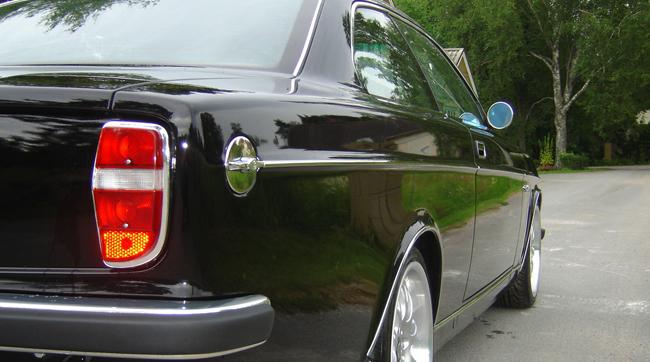 Au mixat un BMW E36 M3 şi un Volvo 162 Coupe iar rezultatul a fost un succes. Manoperă de NOTA 10 - FOTO
