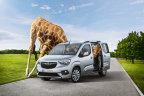 Opel lansează Combo Life - Cel mai bun prieten al familiilor