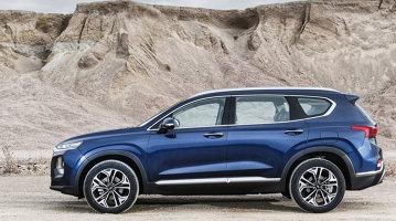 Hyundai a publicat poze cu Noul Santa Fe. SUV-ul sud-coreean va avea şi o versiune cu opt locuri
