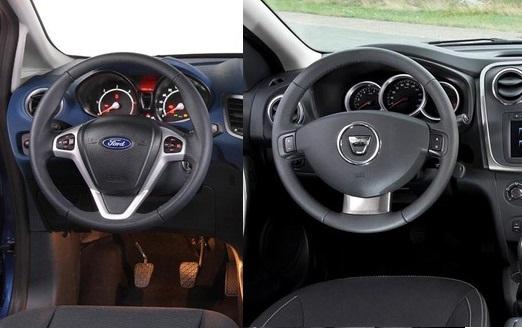 Dacia şi Ford au un nou maxim istoric