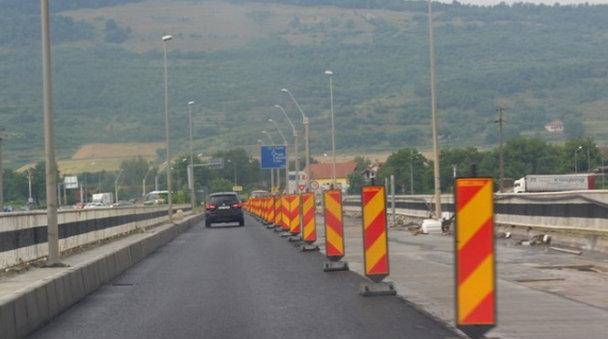 Unul dintre cel mai importante drumuri din România, lărgit la 4 benzi
