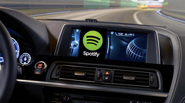 Spotify este disponibil în România. Care sunt maşinile care permit utilizarea Spotify şi în automobil