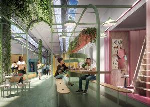 MINI propune un concept de locuinţă pentru a reduce deficitul de spaţiu de locuit