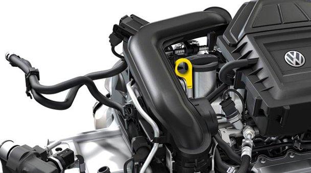 VW introduce motorul pe benzină care consumă cât un diesel