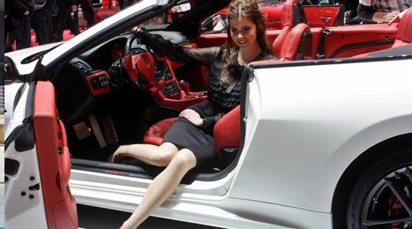 Salonul Internaţional de Automobile Bucureşti începe pe 23 martie