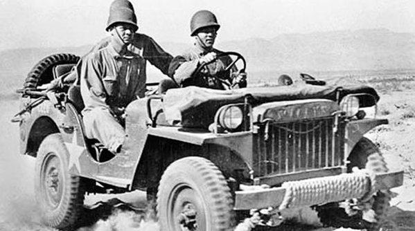 Aşa se testau maşinile în al Doilea Război Mondial. De pe vremea când testele se făceau cu oameni - VIDEO