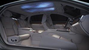 Noua limuzină dotată cu mai mult lux şi gadget-uri decât maşinile germane