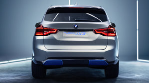 iX3 Concept, primul model pur electric al mărcii BMW - VIDEO