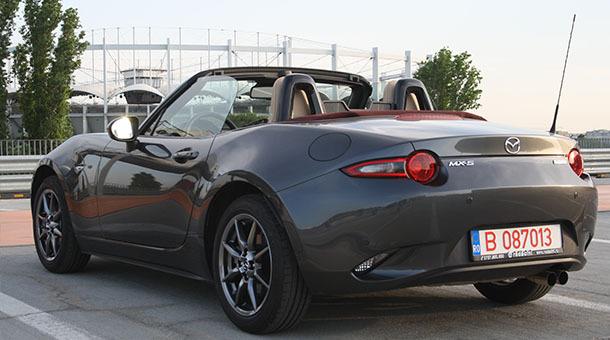 Mazda are un nou CEO şi un nou target: să crească vânzările la 2 milioane de maşini pe an