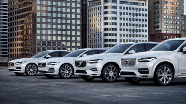 Apare primul Volvo produs fără varianta de motorizare diesel - FOTO