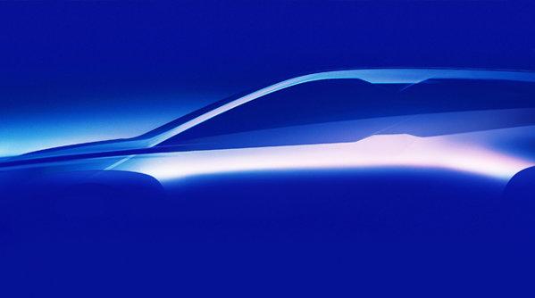 Primul teaser cu BMW iNEXT, noua navă amiral a companiei