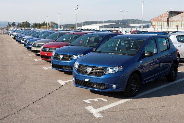Câte maşini s-au vândut în România în luna mai