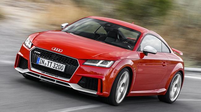 """Motorul Audi 2,5 TFSI devine din nou """"Motorul Anului"""""""