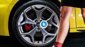 Teaser cu noul Audi A1. O nouă pată de culoare în segmentul supermini