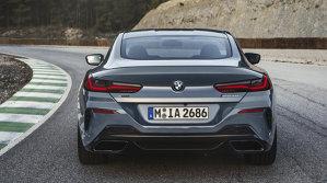 GALERIE FOTO şi informaţii oficiale despre noul BMW Seria 8 Coupé