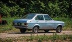 Un Ford Escort care i-a aparţinut lui Papa Ioan Paul al II-lea se vinde cu 260.000 de euro - GALERIE FOTO