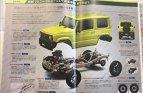 Noul Suzuki Jimny 2019, surprins fără folie de camuflaj - GALERIE FOTO