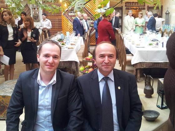 Fiul ministrului Tudorel Toader a provocat un accident după ce a aţipit la volan