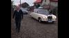 Limuzină folosită de casele regale din Marea Britanie, Danemarca şi Suedia, utilizată de înalţii preoţi din România - VIDEO