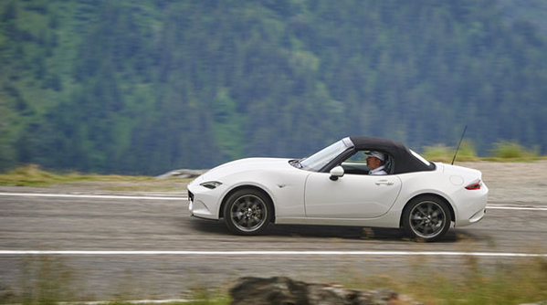 Mazda vrea 2,5% din vânzările de autoturisme de import