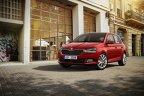 SKODA Fabia primeşte un facelift şi un upgrade tehnologic - GALERIE FOTO