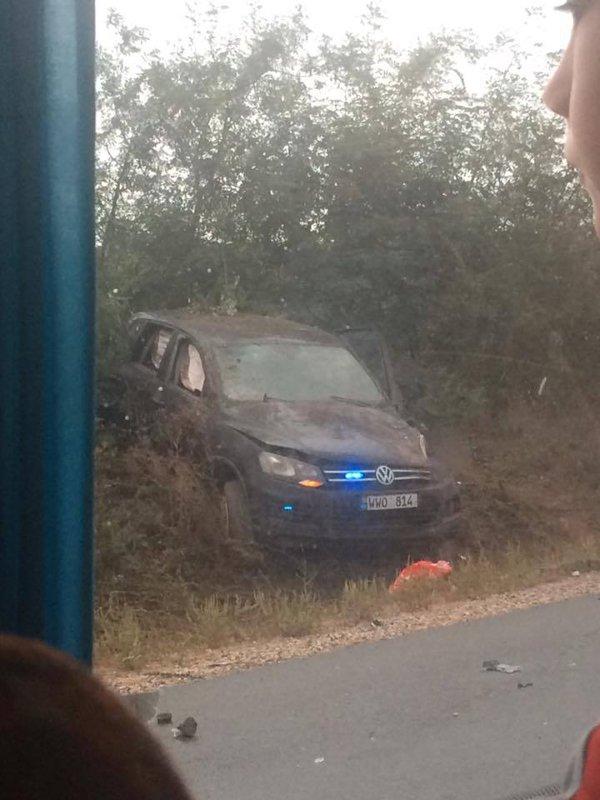 Preşedintele Republicii Moldova, IGOR DODON, implicat într-un accident grav. O persoană a ajuns în stare gravă la spital