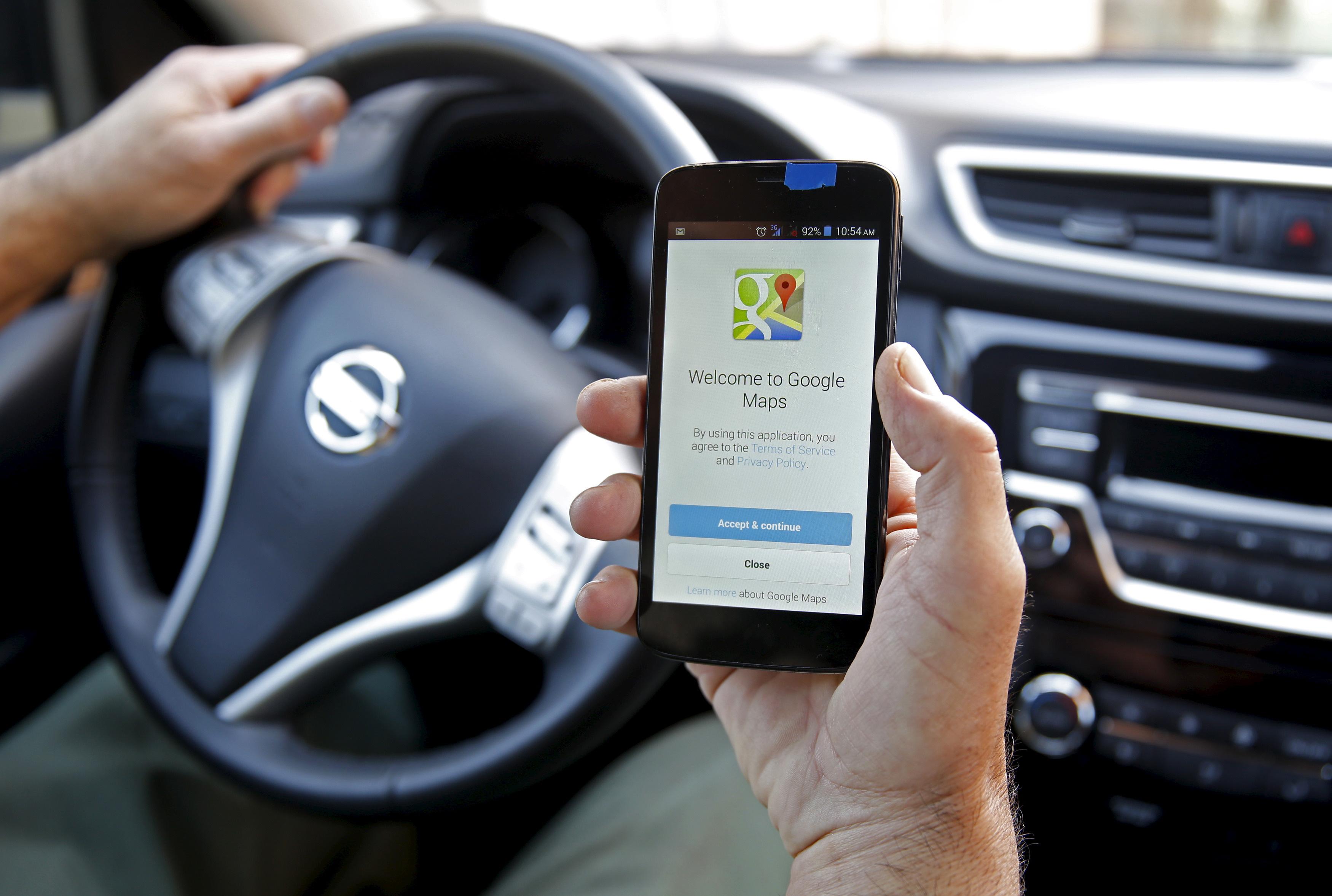 Google Maps a adăugat o nouă funcţie foarte utilă pe viitor