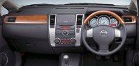 Nissan Tiida facelift