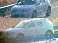 Dacia SUV - primele poze spion?